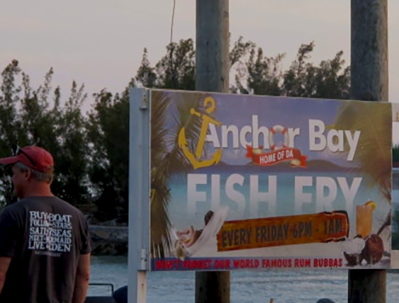 anchor bay fish fry