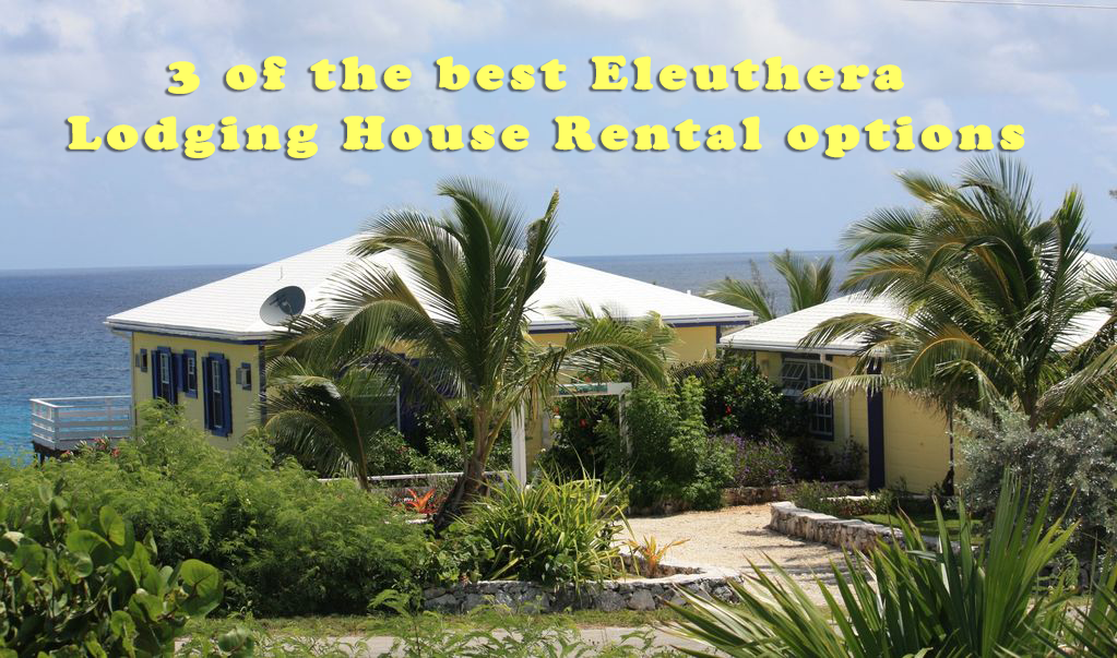 indigo seas rainbow bay eleuthera bahamas lodging house rental