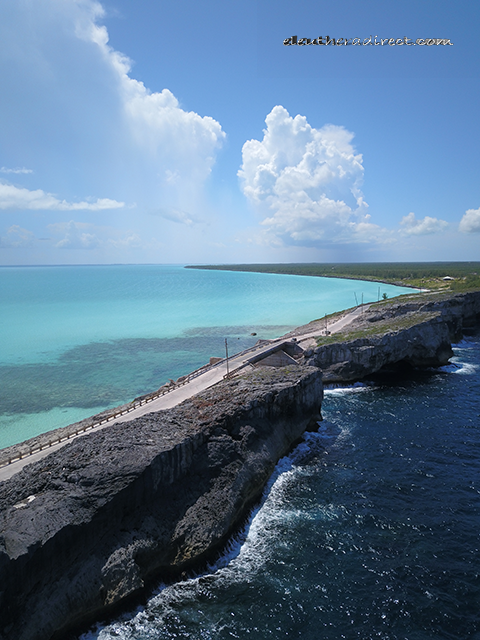 things to do glass window bridge eleuthera bahamas