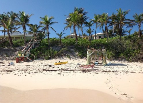 Da Villa Ocean Front Home, Luxury & Privacy on Pink Sand Beach SPECIAL